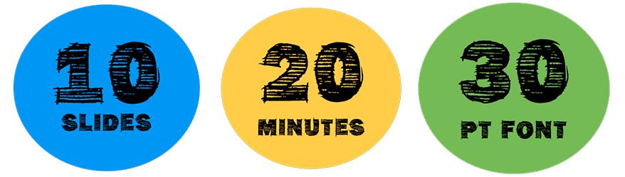 Krok 2 - Zasada 10-20-30: Prezentacja w 3 krokach - Sławek Błotny